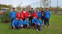 ORHAN BULUTLAR - Palandöken Belediyesinin Atletleri Kros Liginde Fırtına Gibi Esti