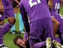 CRİSTİANO RONALDO - Real Madrid, Kral Kupası'nda farklı kazandı