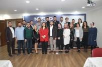 AY YıLDıZ - Rektör'den Genç MÜSİAD'a Ziyaret