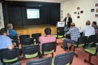 KARADENIZ - Servis Sürücülerine 'İletişim' Eğitimi