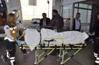 Seydişehir'de Otomobil Devrildi Açıklaması 3 Yaralı
