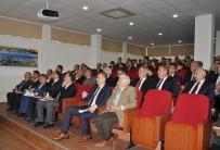BÜLENT OKTAY - Sinop'ta İl Koordinasyon Kurulu 4. Dönem Toplantısı