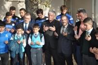 GENÇLİK MERKEZİ - Sivas Demirspor, Kurban Kesti