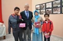 ÖDÜL TÖRENİ - Söke Hacı Halil Paşa Halk Kütüphanesi'nde Ödül Töreni