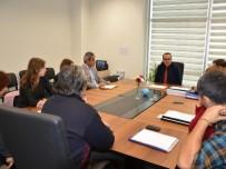 YOL HARITASı - Tekirdağ'da İş Sağlığı Ve Güvenliği Toplantısı Yapıldı