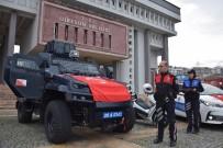 GİRESUN VALİSİ - Terörle Mücadelenin Göz Bebeği 'Ural' Giresun Emniyet Müdürlüğüne Teslim Edildi