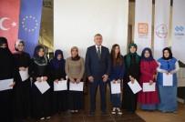 HALK EĞITIMI MERKEZI - Trabzon'da 'Kozadan Kelebeğe' Projesi