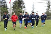 ÇORUM BELEDİYESPOR - Trabzonspor, Ara Vermedi