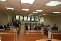 TEOMAN - Turgutlu'da Kent Bilgi Sistemi Çalışmaları Başladı