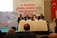 BEKIR ALTAN - Türkiye Halter Federasyonu, Tamer Taşpınar İle Yola Devam Dedi