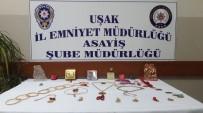 ÇEYREK ALTIN - Uşak'ta Darbe Fırsatçısı Dolandırıcı Yakalandı