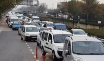 KARAYOLLARI - Yenilenen Mudanya Kavşağı Uzayan Araç Kuyruklarına Çözüm Olmadı