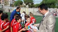 ATATÜRK İLKOKULU - 29 Ekim Cumhuriyet Kupası Minikler Futbol Basketbol Karşılaşmaları Sona Erdi