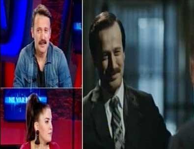 Reis filmi ekibinden Erdoğan'a büyük sürpriz