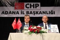 BÜYÜK ORTADOĞU PROJESI - Adana'da CHP'den 'Darbe Ve Hukuk' Konulu Konferans