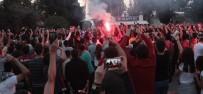 SABRİ SARIOĞLU - Adana'da Galatasaray İzdihamı