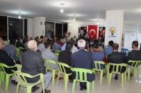 ABDURRAHMAN TOPRAK - Akel Ankara Temaslarını Anlattı