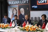BÜYÜME RAKAMLARI - Ankara'nın Yükselen Bölgesi İncek'e Akfen'den Loft İmzası