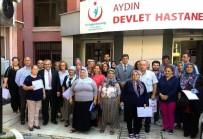 AYDıN DEVLET HASTANESI - Aydın'da Diyabet Okulu İlk Mezunlarını Verdi