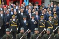 İÇİŞLERİ BAKANI - Bakan Soylu, 29 Ekim Cumhuriyet Bayramı Törenine Katıldı