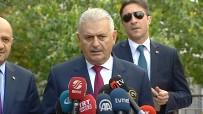 ERKEN SEÇİM - Başbakan Yıldırım'dan Kılıçdaroğlu'na Yanıt
