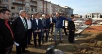 İSMAIL YıLDıRıM - Başkan Karaosmanoğlu, Çalışmaları Yerinde İnceledi