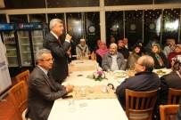 ESKIHISAR - Başkan Karaosmanoğlu Ve Köşker, Gebzeli Hacıları Ağırladı
