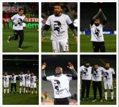 CANER ERKİN - Beşiktaşlı Futbolculardan Caner Erkin'e Sürpriz