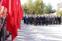 ANADOLU LİSESİ - Beyşehir'de Cumhuriyet Bayramı Kutlamaları