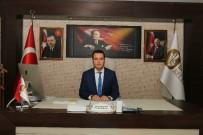 ŞERIF YıLMAZ - Bucak Belediye Başkanlığı'na Uğur Atandı