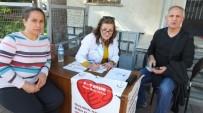 ORGAN BAĞıŞı - Burhaniye'de Organ Bağışı  İlgi Gördü