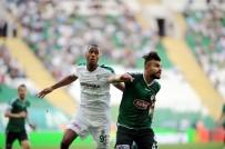 PABLO MARTİN BATALLA - Bursaspor'da Konyaspor'a Karşı 2 Eksik