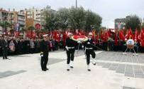 ÇANAKKALE VALİLİĞİ - Çanakkale'de 29 Ekim Kutlaması