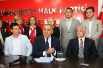GÜRSEL TEKİN - CHP İstanbul Milletvekili Gürsel Tekin Açıklaması