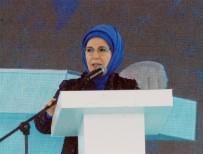5 YILDIZLI OTEL - Cumhurbaşkanı Recep Tayyip Erdoğan'ın Eşi Emine Erdoğan Afyonkarahisar'da