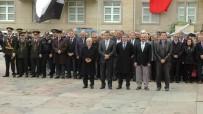 PARTİ YÖNETİMİ - Cumhuriyet Bayramı Çelenk Sunumu Yapıldı