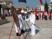 İSKENDER YÖNDEN - Didim'de 29 Ekim Çelenk Koyma Töreni