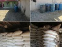 AMONYUM NİTRAT - Diyarbakır'da 157 ton amonyum nitrat ele geçirildi