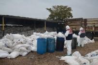 AMONYUM NİTRAT - Diyarbakır'da Bomba Yapımında Kullanılan 157 Ton Amonyum Nitrat Ele Geçirildi