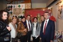 EDREMIT BELEDIYESI - Edremit'te 'Geçmişten Günümüze Cumhuriyet Gelinleri' Sergisi Açıldı
