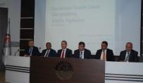 TÜRKIYE SEYAHAT ACENTALARı BIRLIĞI - GTO Ekim Ayı Genişletilmiş Meclis Toplantısı Yapıldı
