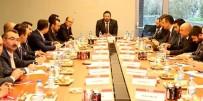 MERKEZ HAKEM KURULU - Hidayet Türkoğlu Başkanlığındaki TBF Yönetimi İlk Toplantısını Yaptı