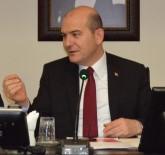 İÇİŞLERİ BAKANI - İçişleri Bakanı Süleyman Soylu Trabzon'da