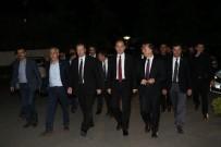 İÇİŞLERİ BAKANI - İçişleri Bakanı Süleyman Soylu, Trabzonspor'u Ziyaret Etti