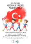 REKOR DENEMESİ - İstinyepark'ta Rekor Katılımlı 'Cumhuriyet Bayramı' Yürüyüşü
