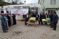 DUMANLı  - İtalyan Çimi Tohumu Dağıtımı Dumanlı'da Gerçekleştirildi