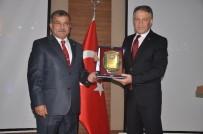 AZIZ KOCAOĞLU - İzmir Emniyetinde Devir Teslim Yapıldı