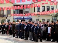 KAMİL OKYAY SINDIR - İzmir'in İlçelerini 'Cumhuriyet' Coşkusu Sardı