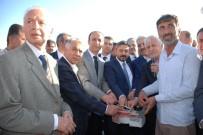 ELEKTRİK FATURASI - Kahta İçme Suyu Arıtma Tesisinin Temeli Törenle Atıldı