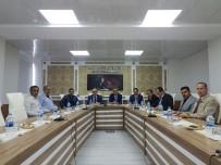 HALIL KAYA - Kamu Hastaneleri Birliğinde Mali Analiz Ve Koordinasyon Toplantıları